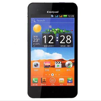 酷派9120大观 酷派双核智能手机 加密手机 全球更薄双模双待手机