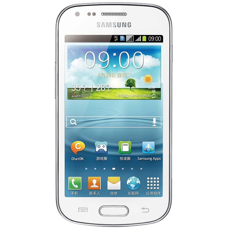 三星S7562 三星高性价比时尚智能手机 双卡双待