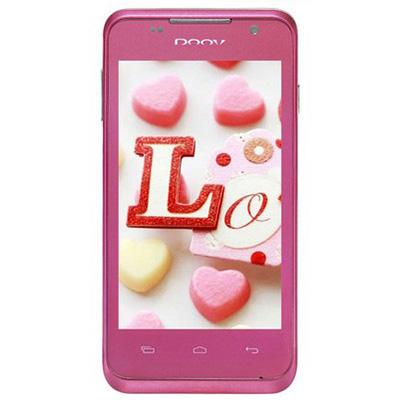 朵唯D900 朵唯iEva 时尚超薄智能手机