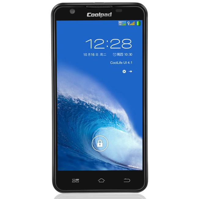 Coolpad/酷派大观HD 9960  双网双待 加密手机 全明星商务旗舰