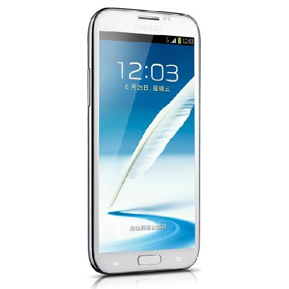 三星N7108 Galaxy NoteII 移动版 超强四核手机 Android OS 4.1