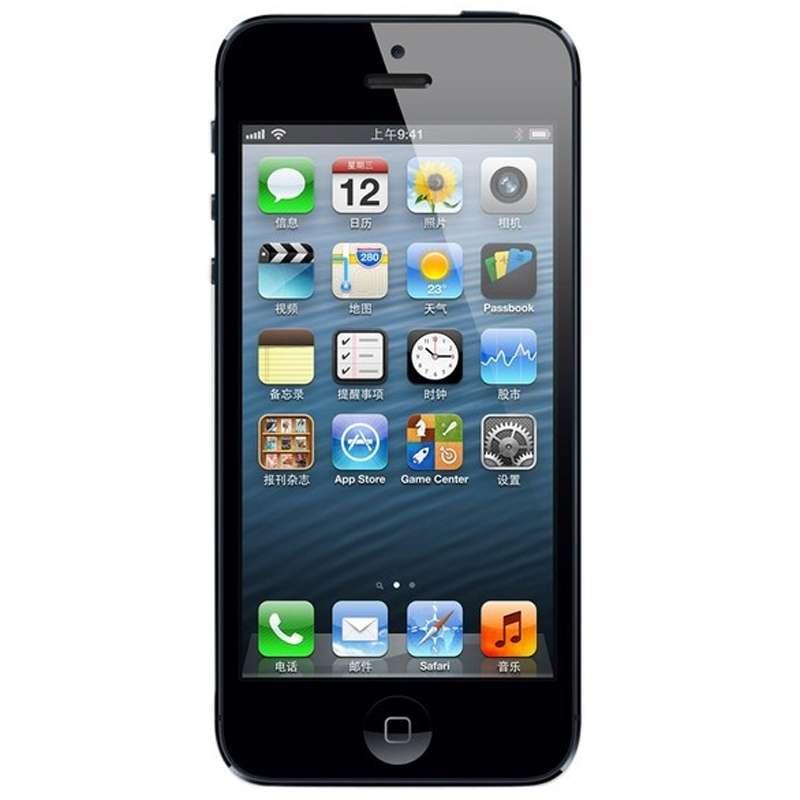 苹果 APPLE iPhone 5/苹果5 苹果手机