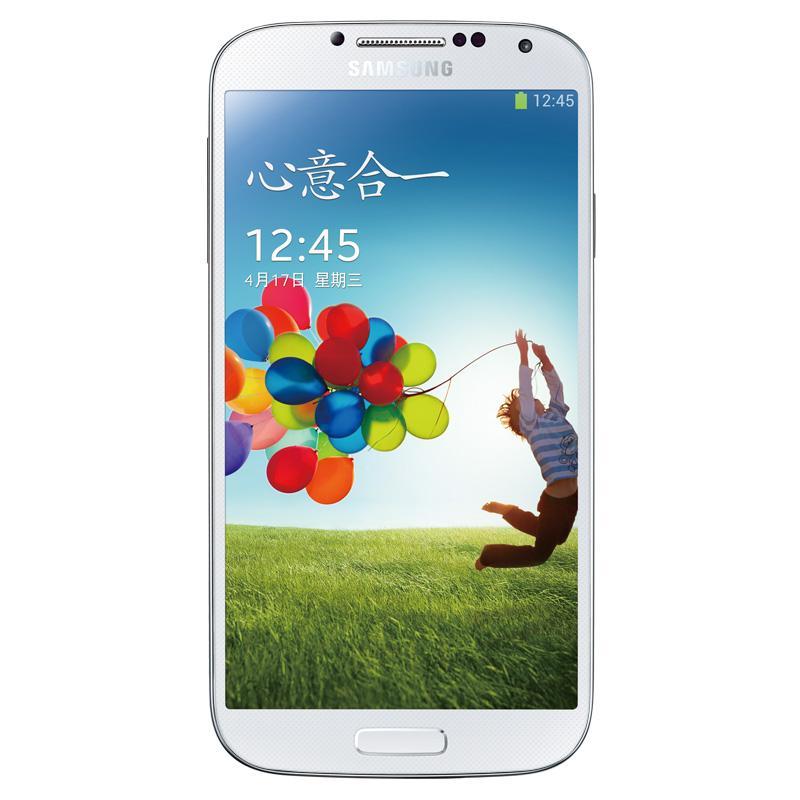三星I9500 GALAXY S4 三星新一代四核巨屏手机机皇