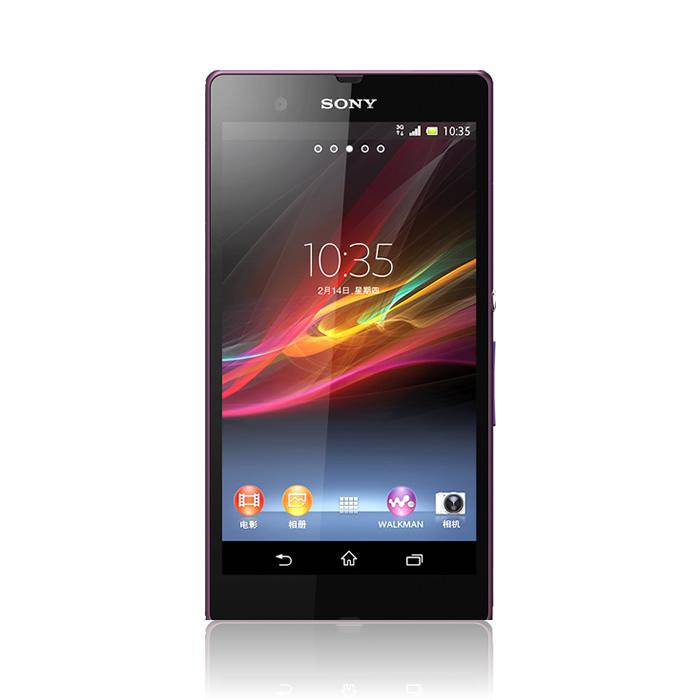 索尼L36h Xperia Z  索尼巨屏四核旗舰手机 三防手机