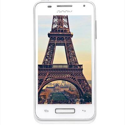 朵唯D910 朵唯iEva 4.3英寸大屏双核手机