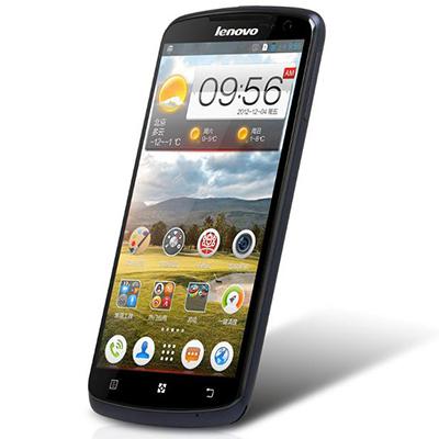 联想S920 联想超强四核手机 超薄大屏手机