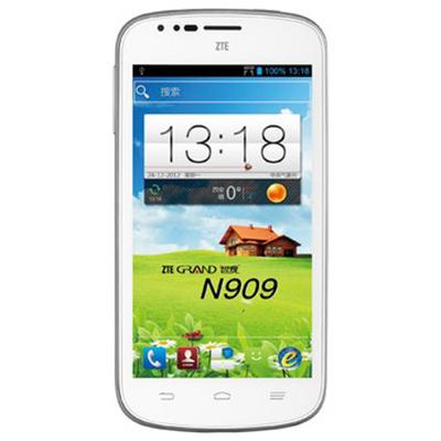 中兴N909 中兴四核IPS大屏手机 超高性能火热开售