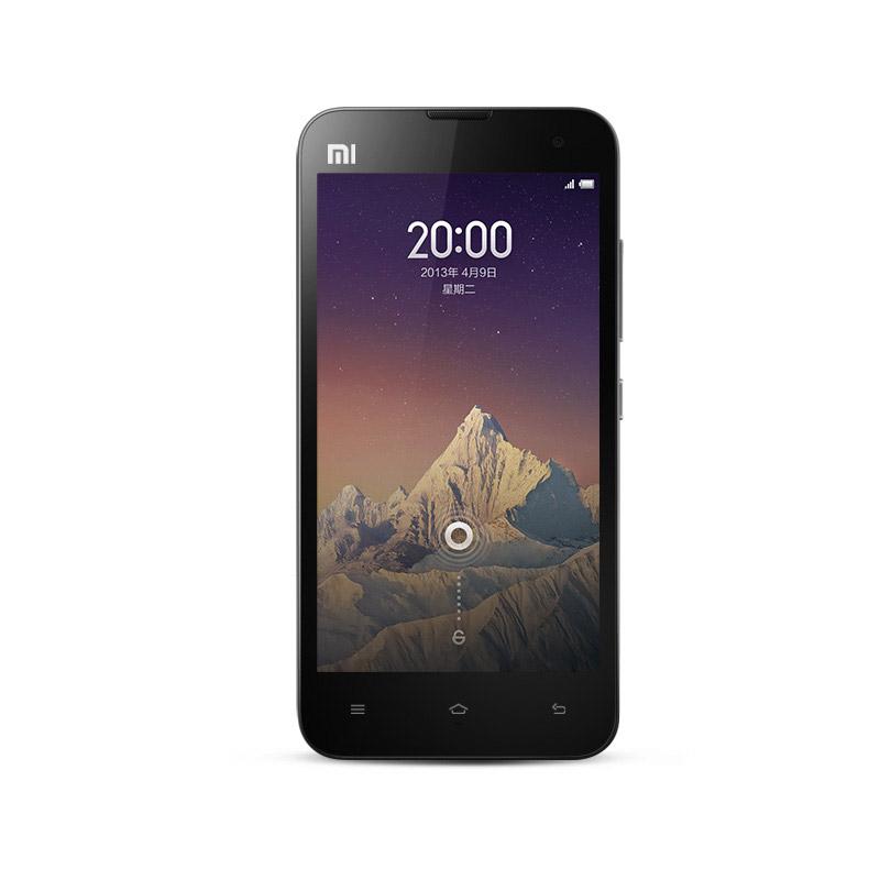 小米 2S 小米官网 四核1.7GHz 4.3英寸IPS屏 (前黑后白) 3G手机