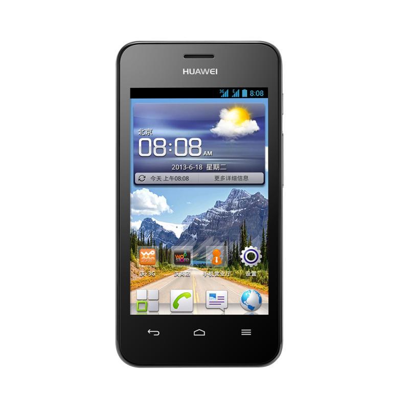 华为Y320T 移动3G智能手机 双卡双待