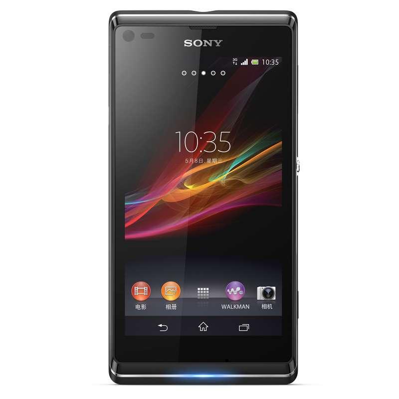 索尼(SONY)Xperia L S36h 专为拍照达人打造的拍照手机