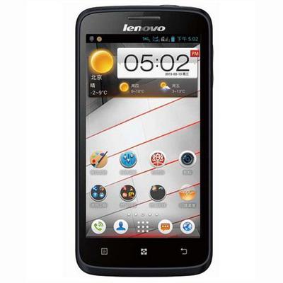 联想A820e 四核大屏双模双待手机 联想电信双模手机