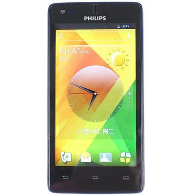 Philips/飞利浦 W737手机 双卡双待超长待机 安卓系统 4.3寸大屏