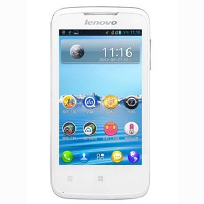 联想A376 双核1GHz主频 Android 4.0 4GB ROM 双卡双待