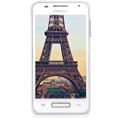 朵唯(DOOV)iEva D910T 3G手机 双卡双待