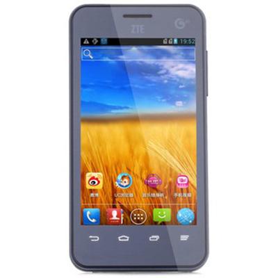 中兴(ZTE)U808 中兴双卡双待手机 3G手机