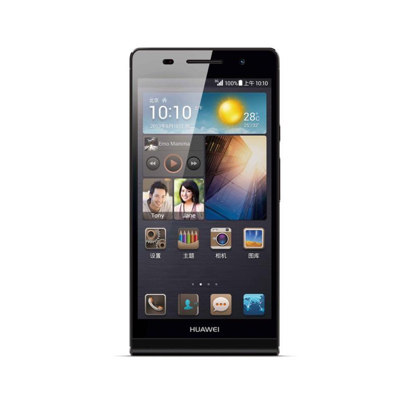 HUAWEI 华为Ascend P6  移动版 雅然  四核手机