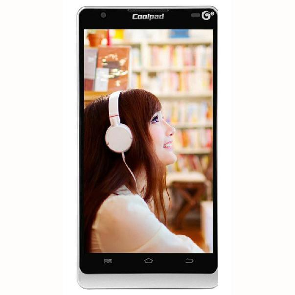 酷派(Coolpad)炫影S 8720Q 酷派大屏手机 热销智能机