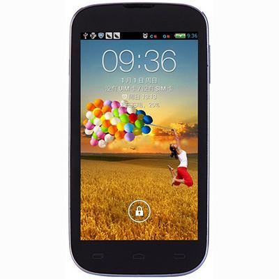 CHANGHONG/长虹C800 电信3G手机 长虹双模双待双核巨屏手机