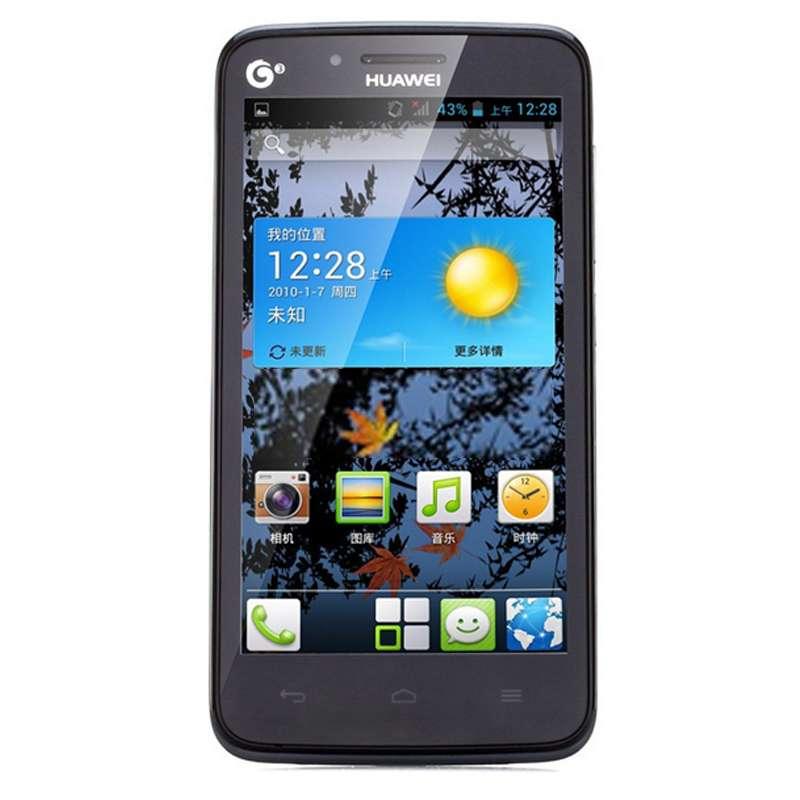 华为HUAWEI Y511 移动版 双卡双待 3G智能手机TD-SCDMA/GSM