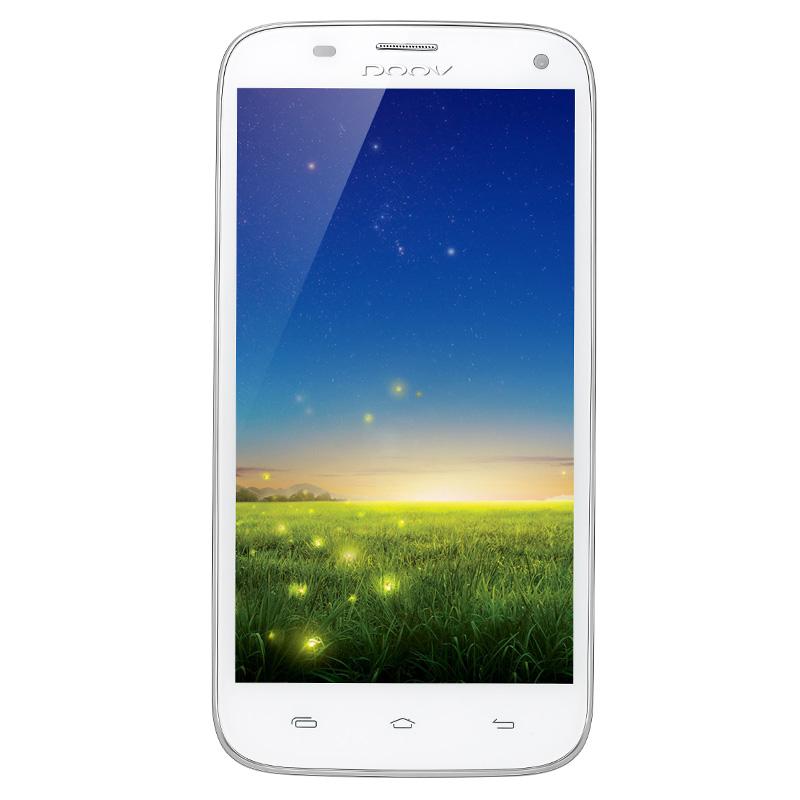 朵唯DOOV D30 双卡双待双核5.0大屏安卓智能触屏3G女性手机