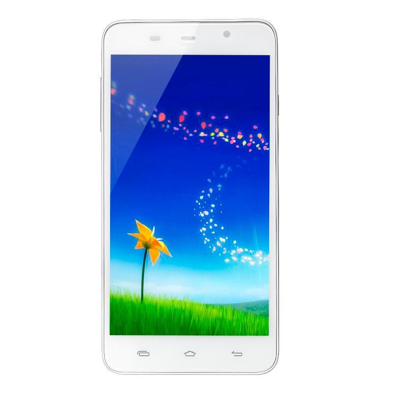 朵唯 CiCi C7 5英寸大屏联通3G手机 更美范儿手机 360特供机