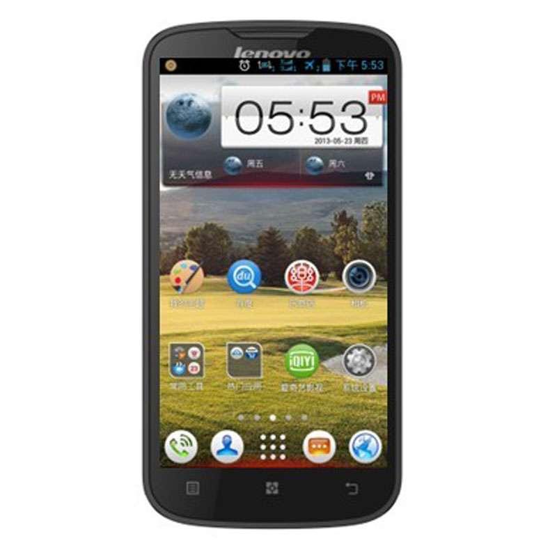 联想A750e 电信四核双模双待大屏手机