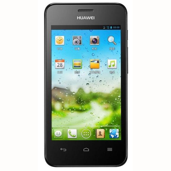 华为Y321C 电信3G双核双模 3G手机 4G机身内存 双核1GHz 1600万色