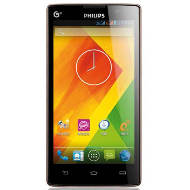 Philips/飞利浦 T3500 四核极速处理器 安卓智能手机 超长待机