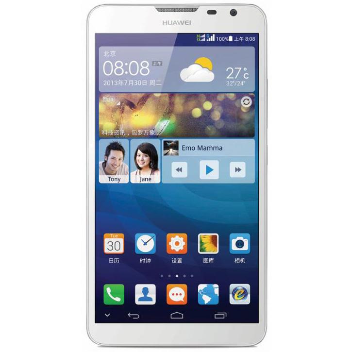 华为Ascend Mate2  MT2-C00 6.1寸 双卡双待双通 电信3G智能手机