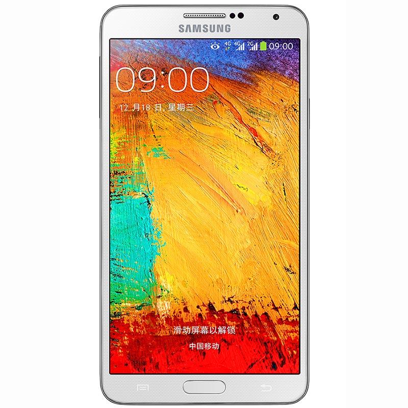 SAMSUNG/三星Galaxy Note 3 N9008V 4G移动大屏官网正品行货手机