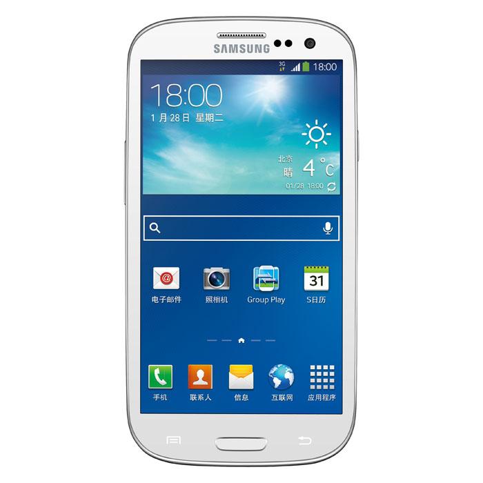 三星(SAMSUNG)I9308I   I9308升级版 移动3G智能手机 超大屏