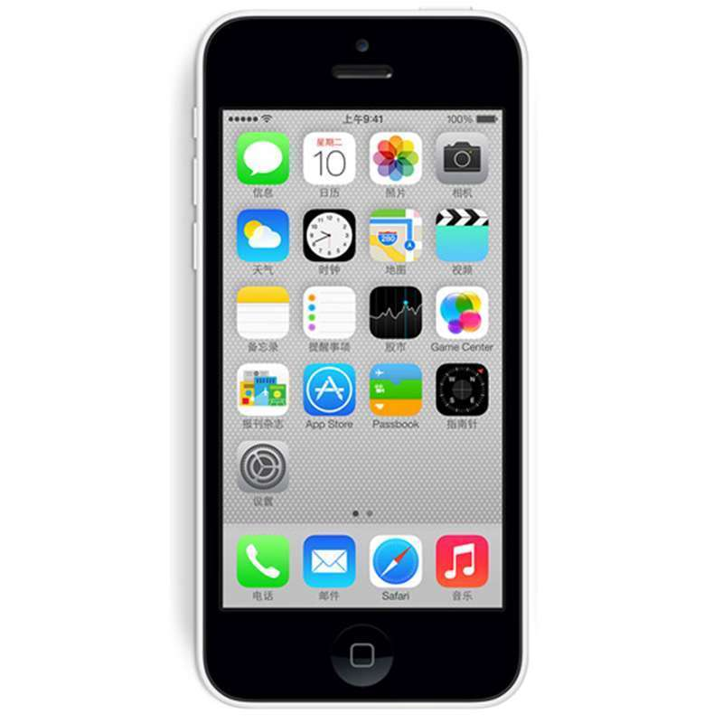苹果5C(APPLE)iPhone 5c 16G版 4G手机 TD-LTE/TD-SCDMA/GSM