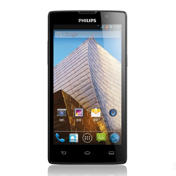 飞利浦W3500 联通3G 双卡双待 高性价比超长待机手机