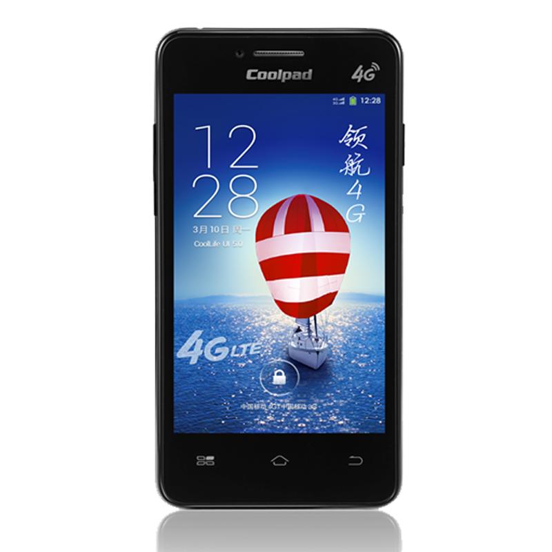 酷派8705  移动4G 秒杀大神note 大屏四核高性价比手机