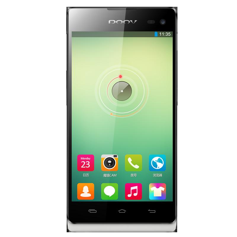 DOOV/朵唯 小时代D330  4.5寸四核双500万 女性手机魅力新款