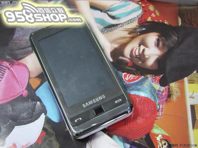 三星i900白色图片_导购手机诺基亚5800XM三星i900HTCTouchD