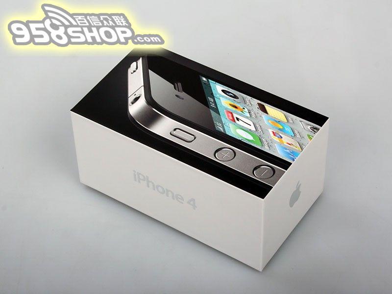 苹果 联通/【苹果联通iphone4代 32g图片