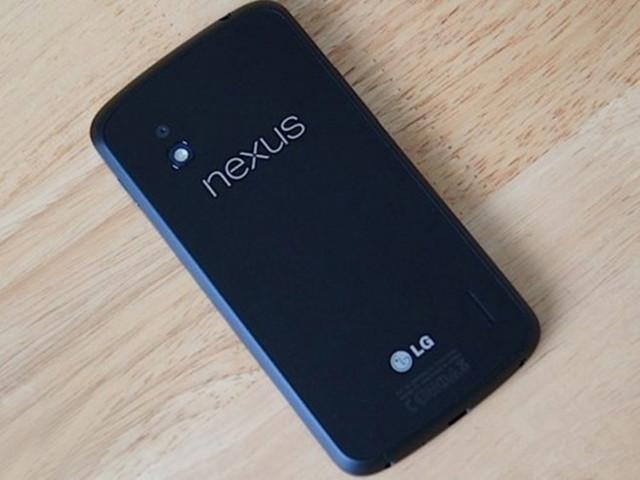 google nexus 4(16gb)图片