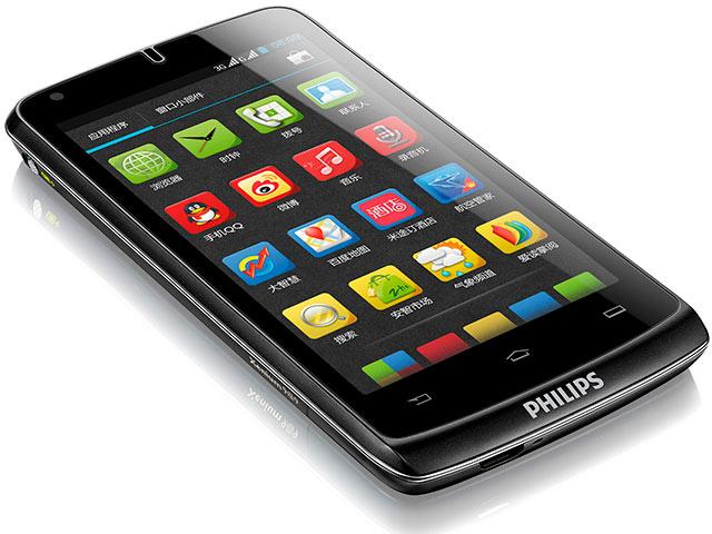 PHILIPS W7376手机图片预览 PHILIPS 飞利浦手机大全