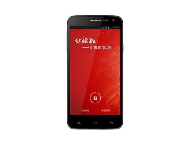 ajiao 红辣椒 电信版 手机图片预览 xiaolajiao 北斗小辣椒手机大全
