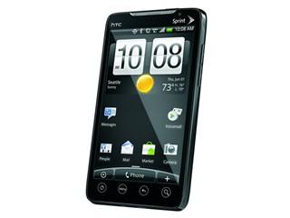 HTC EVO 4G(sprit版)
