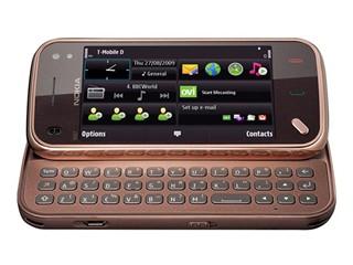 诺基亚N97mini(限量版)