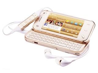 诺基亚N97mini(黄金版)