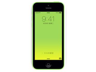 苹果iphone 5C(移动合约版)