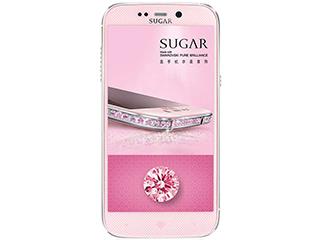 富可视SUGAR SS119(马卡龙宝石手机)
