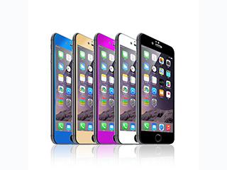 羽博iphone6 全覆盖钢化玻璃膜