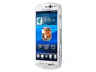 索尼爱立信MT11i 手机