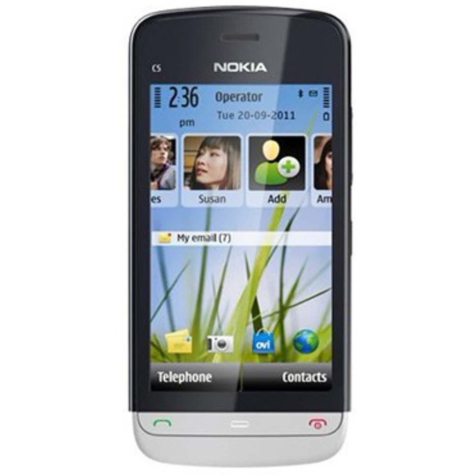 诺基亚c5-05 诺基亚c5-03简化版 经典触控智能手机