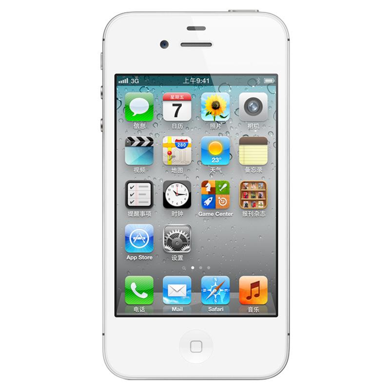 苹果4s蓝牙耳机_苹果 Apple iPhone 4S/苹果4S 8G版 全新iOS7操作系统 苹果手机