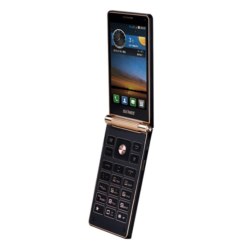 金立w800壳_金立奢华翻盖机天鉴W900 双触屏高档商务机 4寸64位4G手机